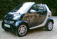 SMART fortwo cabrio fortwo cabrio 54 bhp cdi Softip 15in rear wheels [ CO2 - 86g/km, MPG - 86, Tax Band - A