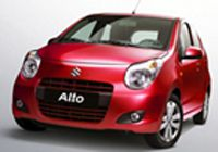 SUZUKI ALTO 1.0 Hatch 5dr CO2 - 103g/km, MPG - 64, Tax Band - B