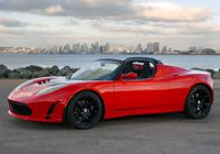 TESLA Roadster Roadster Sport Auto CO2 - 0g/km, MPG - 134, Tax Band - A