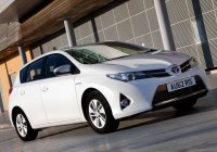 TOYOTA Auris Hybrid 1.8 VVT-i T Spirit CVT CO2 - 93g/km, MPG - 71, Tax Band - A