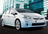 TOYOTA Prius Mark III 1.8 VVT-i Hybrid 15in wheel [2009] CO2 - 89g/km, MPG - 72, Tax Band - A