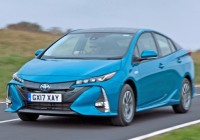 Toyota Prius Plug In Hybrid 1 8 Vvt I Business Edition Plus Auto