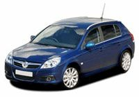 VAUXHALL Signum 1.9 CDTi 8v 120ps 5dr Hatch 16/17in tyre [2006] CO2 - 159g/km, MPG - 48, Tax Band - G