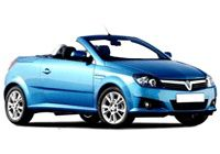VAUXHALL Tigra 1.3 CTDi 16v 2dr Convertible [2007], Diesel, CO2 emissions 124 g/km, MPG 61.4