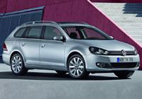 VW Golf Estate 1.6 TDI S Bluemotion Technology 105PS CO2 - 109g/km, MPG - 67, Tax Band - B