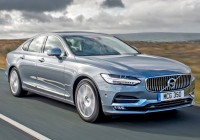 Volvo S90 T4 Momentum Plus 2 0 190hp Geartronic