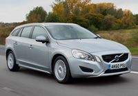 VOLVO V60 1.6 DRIVe 115PS ES Start/Stop CO2 - 119g/km, MPG - 63, Tax Band - C