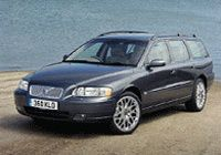 VOLVO V70 T6 AWD [2008] CO2 - 270g/km, MPG - 25, Tax Band - M