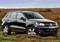 VW Touareg 3.0 V6 TDI 240ps Tiptronic TOUAREG +DPF  CO2 - 244g/km, MPG - 30.4, Tax Band - L