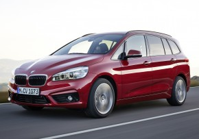BMW 2 Series Gran Tourer 216d SE, Diesel, CO2 emissions 110 g/km, MPG 67.8