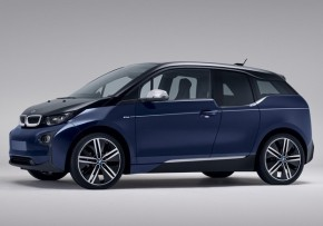 Bmw I3 Electric Car Mr Porter 127kw With Range Extender Auto