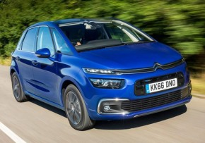 CITROEN C4 Picasso 1.6 BlueHDi Touch Edition 100hp S&S, Diesel, CO2 emissions 100 g/km, MPG 74.6