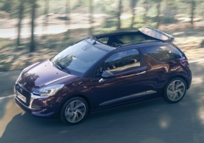 DS DS 3 Cabrio 1.6 BlueHDi Chic 100hp S&S, Diesel, CO2 emissions 92 g/km, MPG 81.1