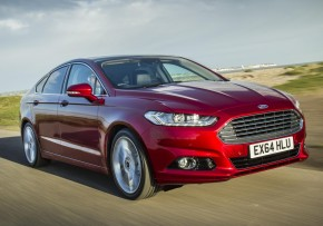 FORD Mondeo 1.5 TDCi Zetec Edition 120PS ECOnetic, Diesel, CO2 emissions 94 g/km, MPG 79.3