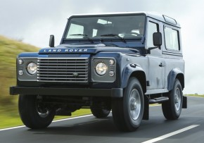 land rover defender fuel cost calculator - work out cost of journeys