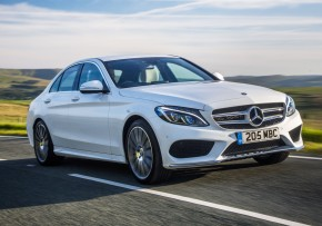 MERCEDES-BENZ C-Class Saloon co2 emissions calculator