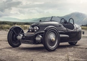 MORGAN EV3 46kW, Electric (av UK mix), CO2 emissions 0 g/km, MPG 210.6