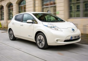 NISSAN Leaf co2 emissions calculator