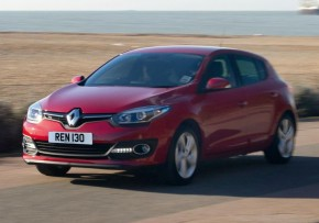RENAULT Megane Hatch 1.5 dCi 110 Expression+ Energy Stop and Start, Diesel, CO2 emissions 93 g/km, MPG 78.5