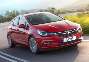 VAUXHALL Astra Hatch 1.6 CDTi Tech Line Nav 110PS S/S ecoTEC, Diesel, CO2 emissions 88 g/km, MPG 84.8