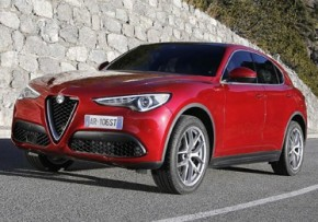 ALFA ROMEO Stelvio 2.2 Turbo Super 180hp AWD Auto, Diesel, CO2 emissions 127 g/km, MPG 58.7