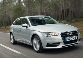 AUDI A3 Sportback 1.6 102ps Sport Tiptronic [from 2007], Petrol, CO2 emissions 183 g/km, MPG 36.7