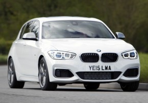BMW 1 Series 116d ED Plus, Diesel, CO2 emissions 89 g/km, MPG 83.1