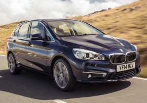 BMW 2 Series Active Tourer 216d SE, Diesel, CO2 emissions 99 g/km, MPG 74.3