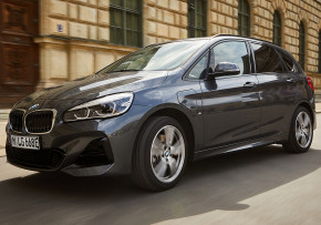 BMW 2 Series Active Tourer PHEV 225xe xDrive Sport Auto, Plug-in Petrol Hybrid, CO2 emissions 36 g/km, MPG 156.9