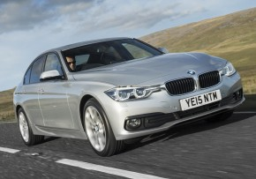 BMW 3 Series Saloon 330e SE Auto, Plug-in Petrol Hybrid, CO2 emissions 44 g/km, MPG 148.7