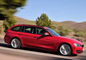 BMW 3 Series Touring 320d EfficientDynamics Business Auto CO2 - 112g/km, MPG - 65.7, Tax Band - C