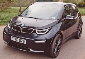 BMW i3s 120Ah Auto, Electric (av UK mix), CO2 emissions 0 g/km, MPG 180.5