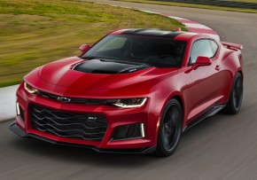 chevrolet camaro coupe 2 0 turbo 275hp auto newpetrol co2 181 g km. Black Bedroom Furniture Sets. Home Design Ideas
