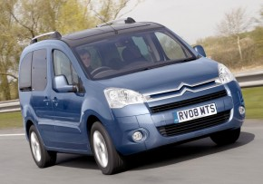 CITROEN Berlingo Multispace 1.6 HDi Plus Special Edition 90hp, Diesel, CO2 emissions 135 g/km, MPG 54.3
