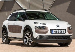 CITROEN C4 Cactus 1.6 BlueHDi Feel 100hp S&S ETG, Diesel, CO2 emissions 89 g/km, MPG 83.1