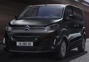 CITROEN e-SpaceTourer Electric 50kWh Feel M 136 Auto 8-seat, Electric (av UK mix), CO2 emissions 0 g/km, MPG 95.4