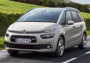 CITROEN Grand C4 Picasso tax calculator 2017/18