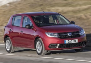 DACIA Sandero 1.5 dCi Ambiance 90hp, Diesel, CO2 emissions 90 g/km, MPG 80.7