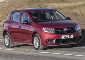 DACIA Sandero tax calculator 2019/20
