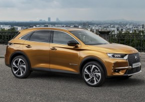 DS DS 7 CROSSBACK tax calculator 2019/20