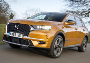 DS DS 7 CROSSBACK 1.6 PureTech Performance Line 180hp Automatic, Petrol, CO2 emissions 126 g/km, MPG 53.6