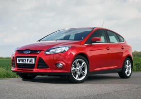 FORD Focus 1.6 Duratorq TDCi 90PS 3/4/5dr Saloon, Diesel, CO2 emissions 124 g/km, MPG 60.1