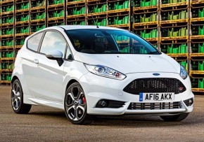 94a4b959a5 FORD Fiesta 1.0T EcoBoost ST-Line 100PS Start Stop - UsedPetrol ...