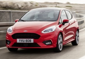 FORD Fiesta 1.1 Ti-VCT Style 70PS, Petrol, CO2 emissions 101 g/km, MPG 66.8