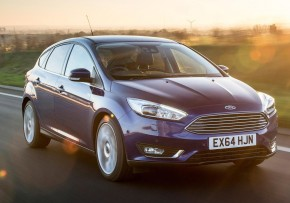 FORD Focus 1.5 TDCi Style ECOnetic 105PS, Diesel, CO2 emissions 88 g/km, MPG 84.8
