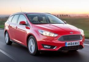 FORD Focus Estate 1.5 TDCi Style ECOnetic 105PS, Diesel, CO2 emissions 88 g/km, MPG 84.8