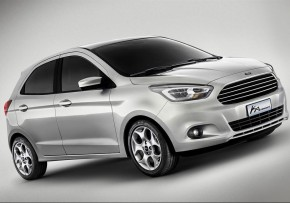 Ford Ka  In Tyre A Con Petrol Co