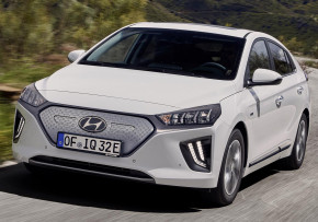 HYUNDAI IONIQ Electric Premium 38.3 kWh 100kW Auto, Electric (av UK mix), CO2 emissions 0 g/km, MPG 183.1