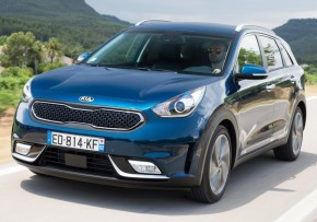 Fuel cost calculator KIA Niro
