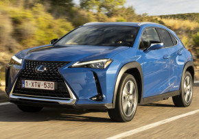 LEXUS UX 300e tax calculator 2020/21